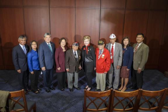 CAPAC Applauds Senate Passage of Filipino WWII Veterans Congressional Gold Medal Act and Urges House to Follow