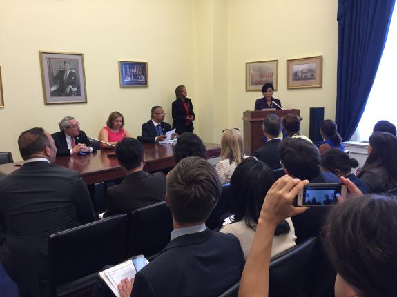 Congressional Tri-Caucus Introduces 2016 Health Equity and Accountability Act